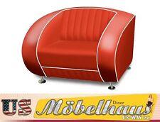 SF-01-R Bel Air Amerikanische Möbel Designer Sessel Wohnzimmer Retro 50er Jahre