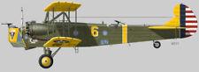 B-4 Keystone Airplane Desktop Wood Model Art Free Shipping Regular