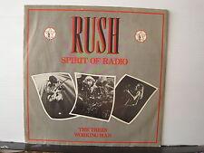"RUSH Spirit of Radio MERCURY RECORDS 12"" VINYL Free UK Post"