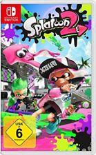 Nintendo switch - Splatoon 2 (en el Embalaje) (usado)