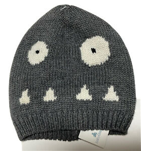 baby GAP Knit Infant Baby Shark Hat Halloween Costume Monster Beanie 0-6 Months