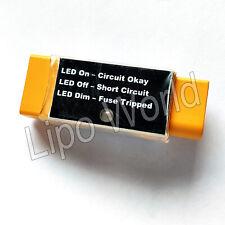 XT60 Amass Smoke Rauch Stopper Tester Polarität Checker Modellbau Lipo Akku RC
