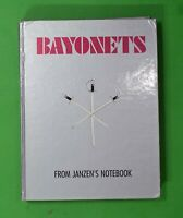 Bayonets from Janzen's Notebook by Jerry L. Janzen - corrected 2nd printing