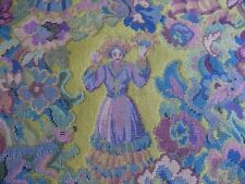 BY YD SCALAMANDRE BILIKEN YELLOW MEDIAVAL LADY TAPESTRY MUSIC DANCE MSRP$230/Y