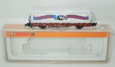 Arnold Spur N 4474-1 Planwagen Circus Roncali (Lo)