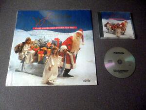 LP Weihnachten James Last Roy Black Van Veen Quinn Karel Gott Peter Alexander+CD