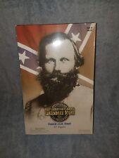Sideshow Brotherhood of Arms Civil War General Jeb Stuart 1/6 12 Inch Figure NIB