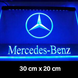 New Logo Car  LED Cafe Restaurant Man Cave Decor Led Neon Light Sign Gift Advert