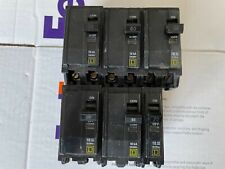 Square D Breaker lot used