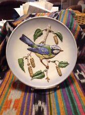 Goebel Collector Plate, Blue Titmouse