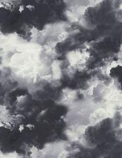 DARK CLOUDS nuvole Patchwork sostanze Patchwork sostanze COTONE Halloween Gothic