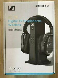 Sennheiser RS 175-U Latest Version Surround Sound Wireless Headphones
