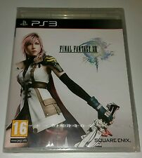 Final Fantasy XIII PS3 New Sealed UK PAL Version Game Sony PlayStation 3 13 RPG