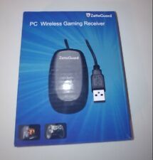 Zettaguard Wireless Pc Usb Gaming Receiver works with xbox 360