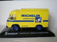 SAVIEM RENAULT SG2 SERVICE COMPETITION MICHELIN 1/43