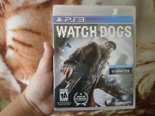 CLOSEOUT SALE ! Imported FROM USA! PS3 Watch Dogs Game Exclusive Edition #2
