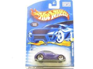 Hotwheels Chrysler Pronto 150 27116 Purple Long Card 1 64 Scale Sealed