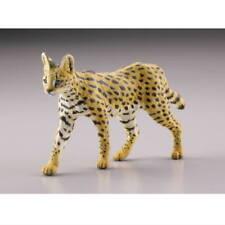Kaiyodo Capsule Q Museum WILD RUSH 1 African Savanna Figure Leptailurus serval