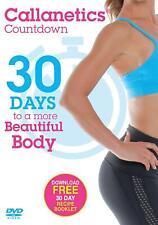 Callanetics Countdown: 30 Days to a More Beautiful Body