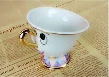 Cartoon Beauty And The Beast   Mug Mrs Potts Chip Tea  Cup   Xmas Gift