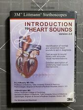 Introduction To Heart Sounds Cd Rom Littmann 3m Version 20