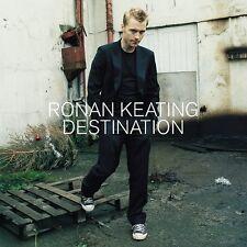 RONAN KEATING: DESTINATION - CD (2002) UK EDITION: 14 TRACKS