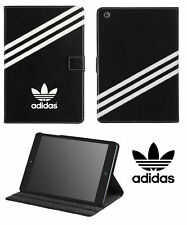 ADIDAS Originals Stand Case for iPad mini 1 2 3 Black White Logo Christmas Gift