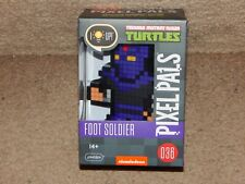 New! Pixel Pals Teenage Mutant Ninja Turtles Foot Soldier 036 Free Shipping PDP