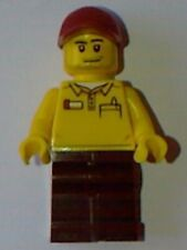 Lego Brand Lego Store Driver gen084 (From set 4000022) Figurine Minifigure New