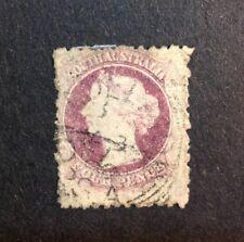 South Australia 1863 F used sc#18