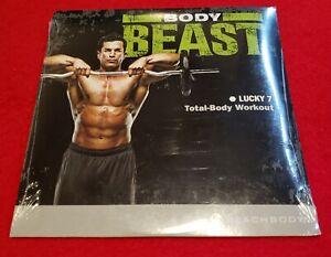 BODY BEAST - LUCKY 7 - NEW DVD