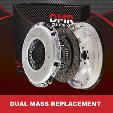 VW Passat 1.9 TDI DMR Clutch Kit incl Solid Flywheel (DMF conv to SMF)