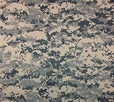 "DIGITAL CAMO ARMY POLYESTER KNIT JERSEY ATHLETIC STRETCH FABRIC BY YARD 60""W"