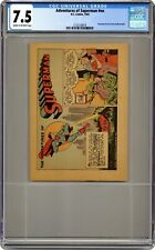 Adventures of Superman Miniature Giveaway Py-Co-Pay Tooth Powder #0 CGC 7.5 1942
