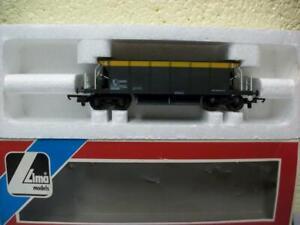 Seacow Bogie Ballast Wagon DB982881 BR Grey/Yellow Lima No 305667 00' Boxed