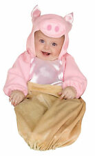 Infant Pig in a Blanket Baby Bunting Costume, 0-9 Months