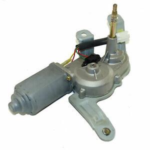 Chevrolet Matiz II Rear Wiper Motor 96485147 Rear