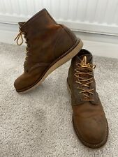 red wing boots 8.5