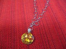 New Swarovski Crystal Shell Necklace