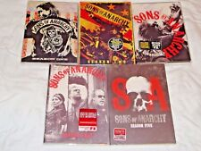 Sons of Anarchy Seasons 1-5, 1 2 3 4 5, DVD, FX, New & Sealed!