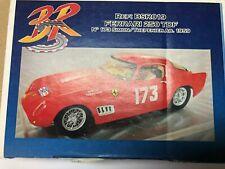 BSR 019 - Ferrari 250 TDF - Prepainted Resin Kit - red - 1/32