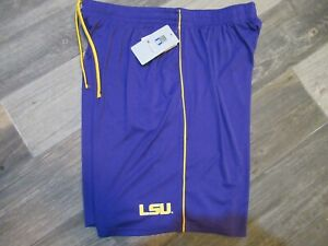 LSU Tigers Colosseum Shorts Men's Medium nwt Free Ship
