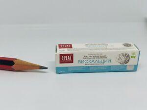 T137 Dollhouse Miniature Splat Whitening Toothpaste supermarket МиниЛЕНТА3