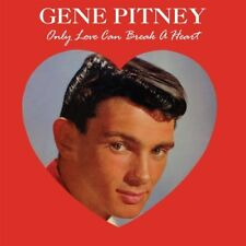 Gene Pitney - Only Love Can Break A Heart [New CD] UK - Import