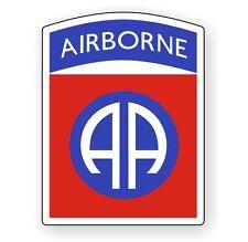 82nd Airborne Hard Hat / Helmet Decal Sticker Labels Army Iraq WW2 Vietnam USA