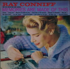 RAY CONNIFF HIS ORCHESTRA  MEMORIES ARE MADE OF THIS CHEESECAKE COVER GERMAN LP