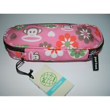 Paul Frank schlampermäppchen/pencil case, rosa, flower, oval 441228
