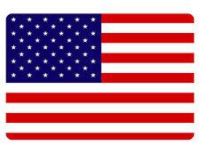 American Flag Sign WEATHER PROOF Aluminum Custom METAL Sign Patriotic SIGN USA