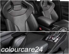 Set Régénère Couleur Bretelle Cuir BMW NOIR Oregon Retouche Intérieur Z4 E85 86
