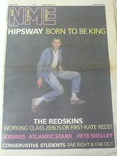 HIPSWAY / REDSKINS / BODINES	NME	 	5	April	1986